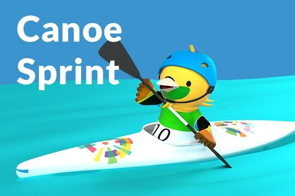 harga tiket ASIAN GAMES 2018 : CANOE / KAYAK - SPRINT