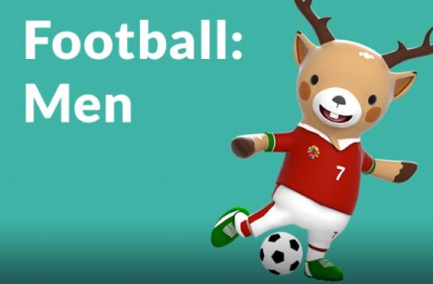 harga tiket ASIAN GAMES : FOOTBAL MAN