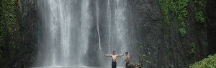 Ngleyangan Waterfall