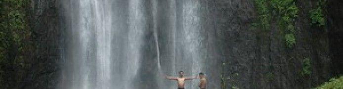 Ngleyangan Waterfall