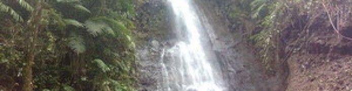Parijotho Waterfall