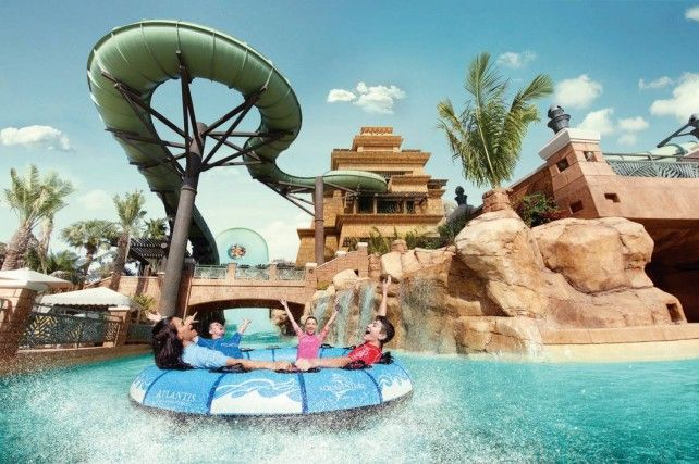 Atlantis Aquaventure Waterpark and Lost Chambers Ticket