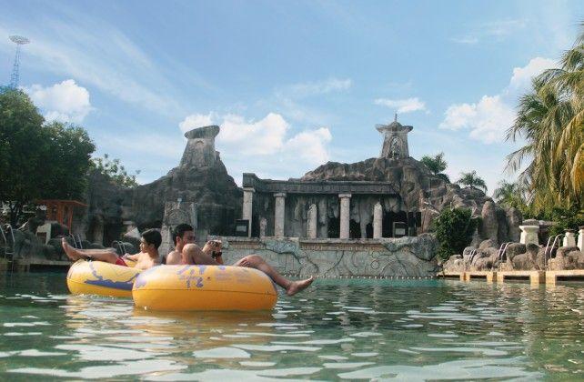 Atlantis Water Adventure Jakarta
