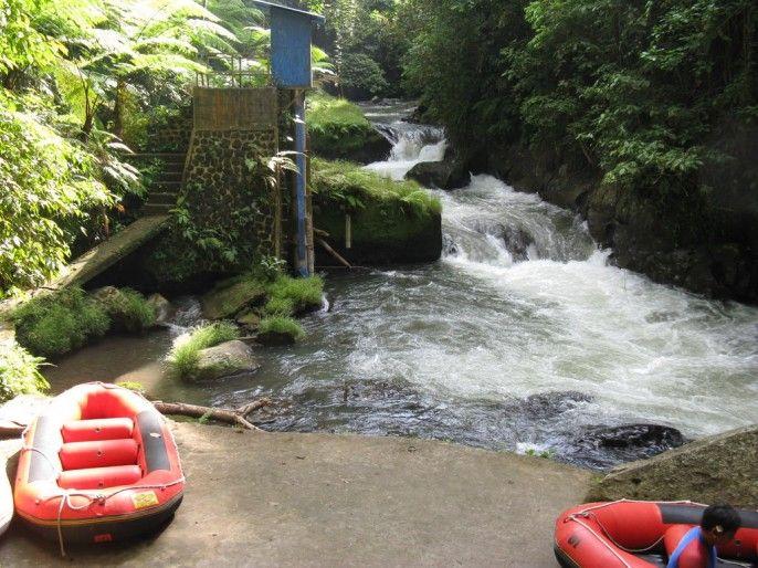 Sungai Ayung Rafting