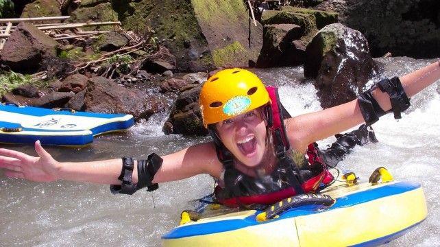 Bali River Fun