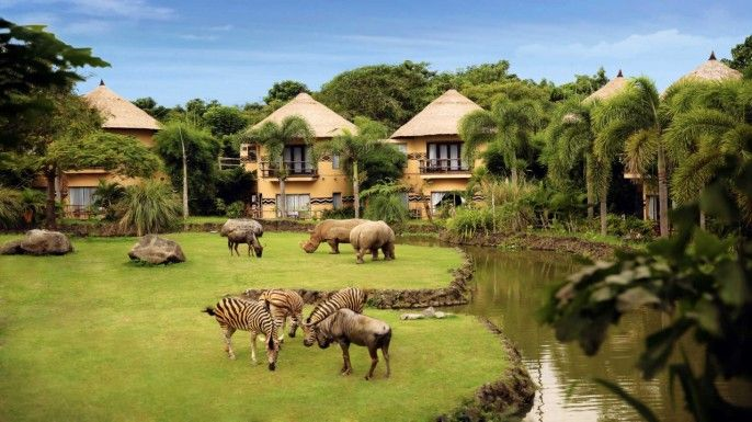 harga tiket Bali Safari and Marine Park E-Voucher