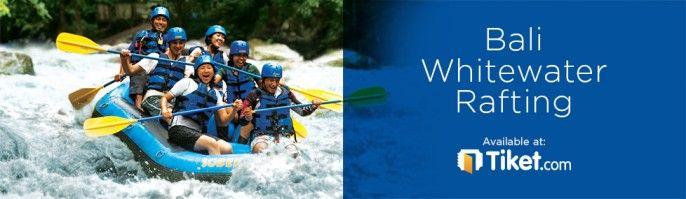 harga tiket Bali Premium Whitewater Rafting by BALI SOBEK