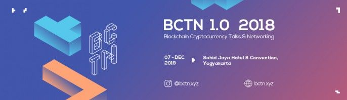 harga tiket Blockchain Cryptocurrency Talks & Networking 2018
