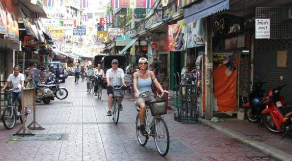 Classic Chinatown Bike Tour (12 Kms & 3 Hours Cycling)