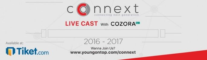 harga tiket Connext Membership Program 2016 - 2017