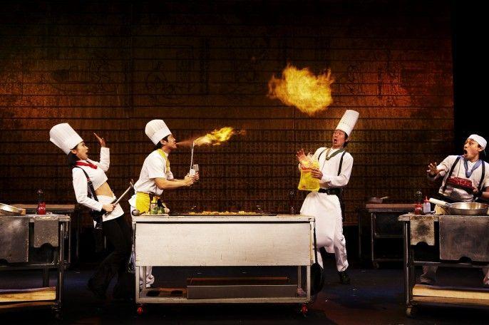 harga tiket Cookin' NANTA Show E-Voucher