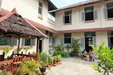 Sekolah Santa Lucia Sawahlunto