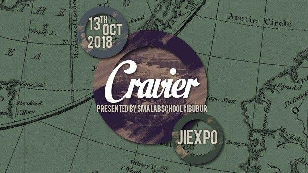 harga tiket CRAVIER 2018