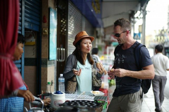 Culinary Thai Food Tasting at Bangrak