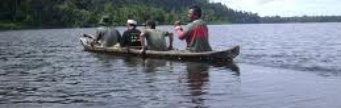 Lake Laut Bangko