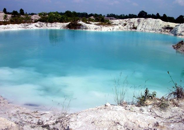 Danau Sekar Biru
