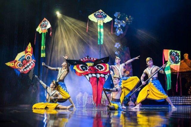 Devdan Show Bali PROMO LEBARAN 2018