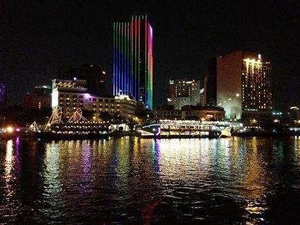 harga tiket Dinner Cruise along Saigon River