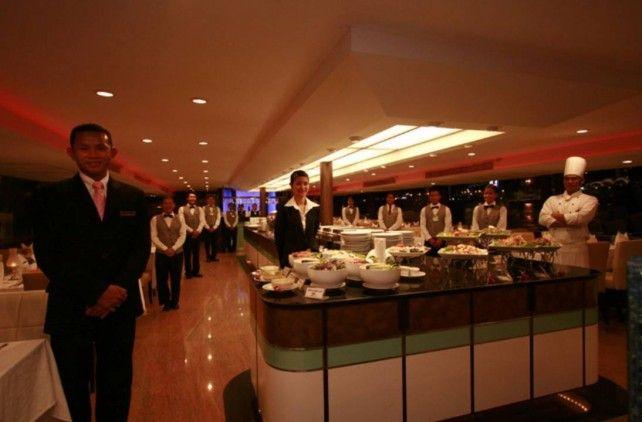 Dinner Cruise by Chao Phraya Princess Ticket