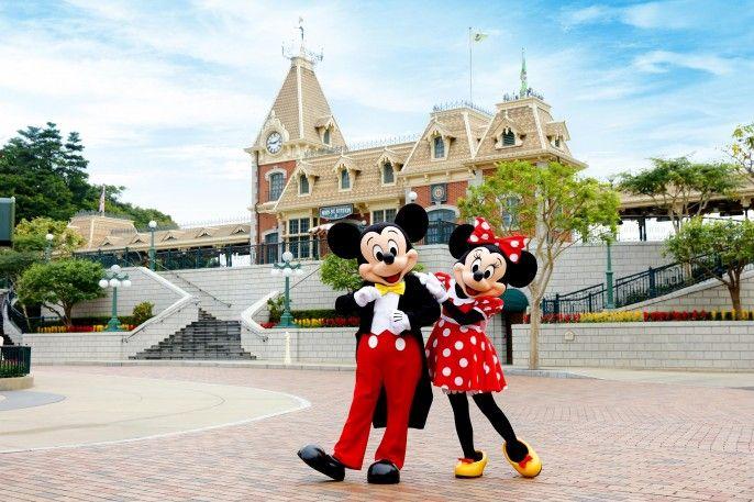 harga tiket Disneyland Hong Kong