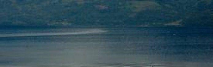 Lake Singkarak Solok