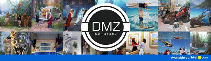 harga tiket Dream Museum Zone (DMZ Semarang)