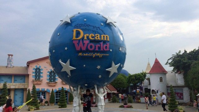 Dream World Bangkok Admission Ticket