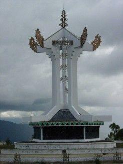 Monumen Radio Rimba Raya