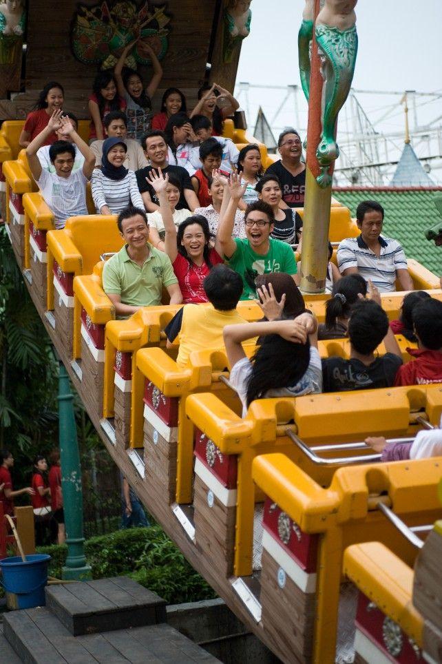 Dunia Fantasi Ancol Jakarta
