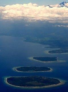 Fishing in Gili Islands