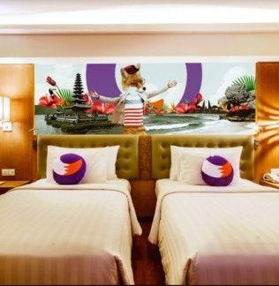 FOX HARRIS Hotel Jimbaran Beach (ex. Pramapada Jimbaran Hotel)