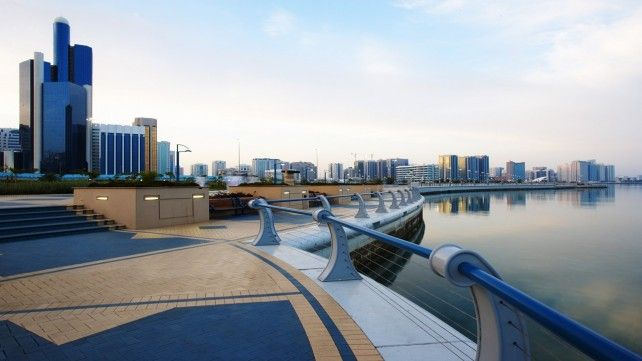 Full-day Tour to Abu Dhabi from Dubai with Lunch