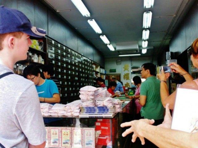 Good Morning, Ni Hao: Chinatown Heritage Walking Tour