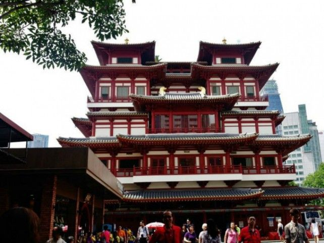 Good Morning, Ni Hao: Chinatown Heritage Walking Tour