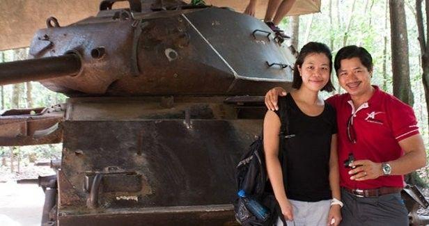 Half-day Cu Chi Tunnels Tour