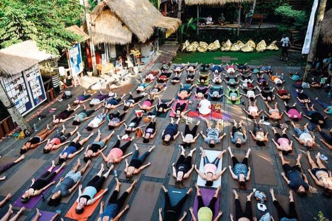 harga tiket Half-day Join-in Yoga Session and Balinese Healer