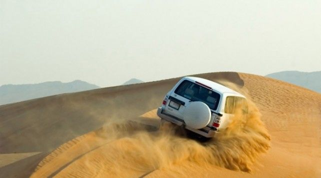 Half-day Morning Desert Safari in Dubai with Transfer