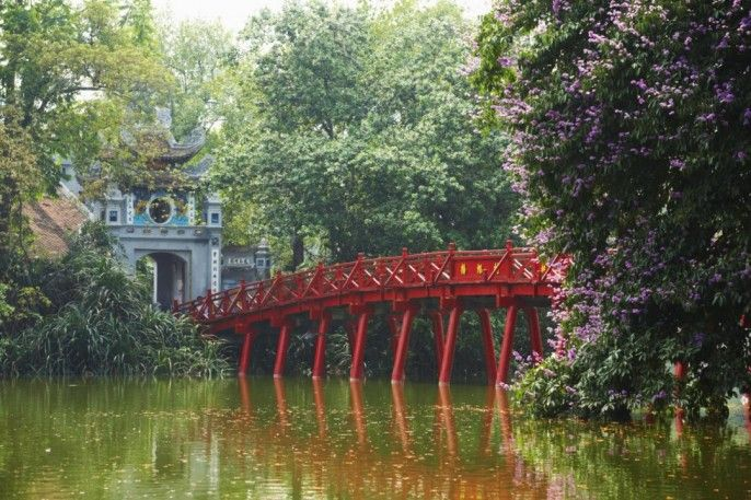 harga tiket Half-day Sightseeing Tour around Hanoi