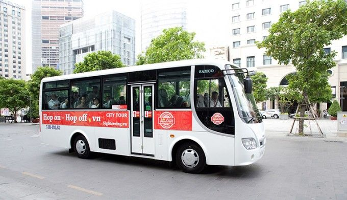 harga tiket Ho Chi Minh Hop-on, Hop-off Bus Pass
