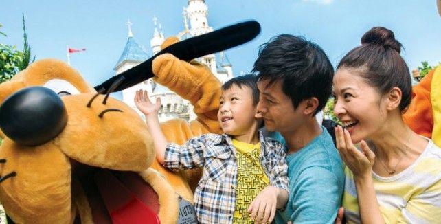 Hong Kong Disneyland Admission Ticket