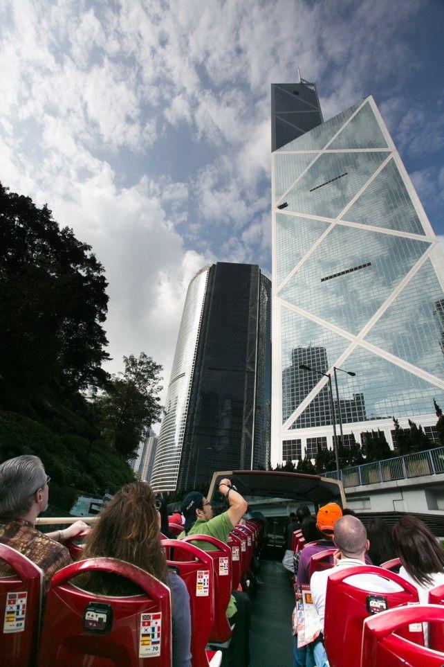 Hong Kong Hop-on, Hop-off Bus Tours