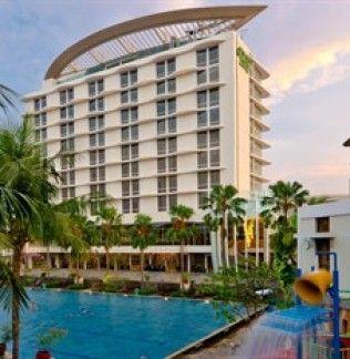 Hotel Santika Premiere Harapan Indah Bekasi