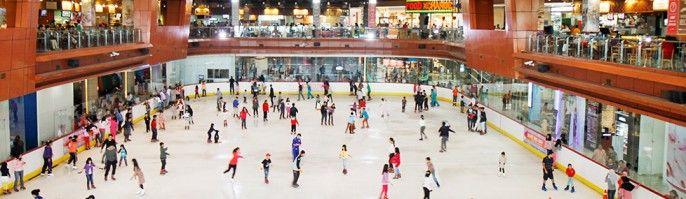 harga tiket Ice Skating BX Rink Bintaro
