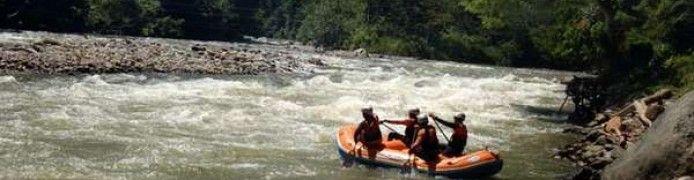 Alas River Rafting