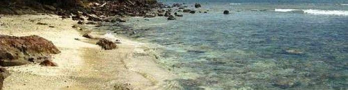 Condong Island (Pasir Putih Beach)