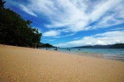 Pulau Condong (Pantai Pasir Putih)
