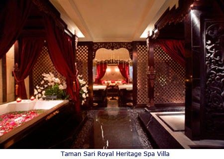 Taman Sari Royal Heritage Spa Jakarta