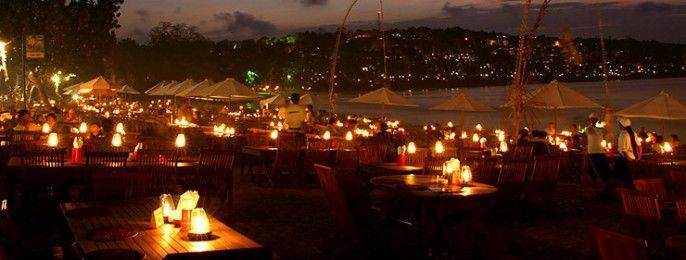 Seafood Cafe Jimbaran