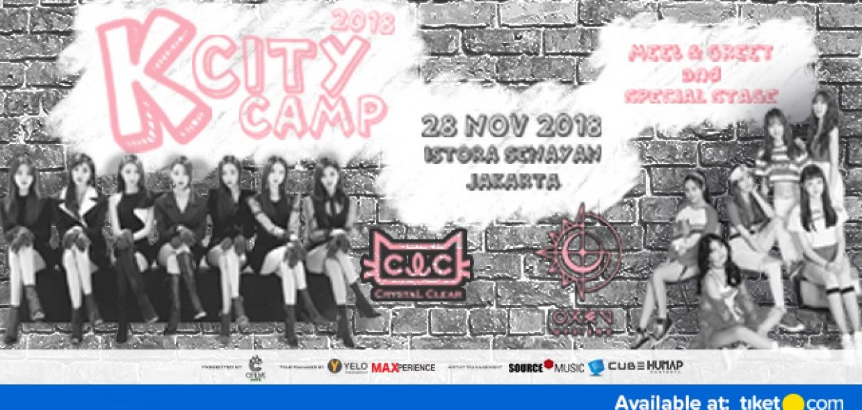 K City Camps - Gfriend & CLC 2018
