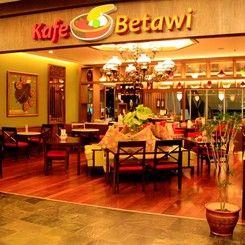Kafe Betawi Epicentrum Walk